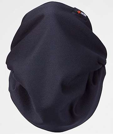 Celtek Scribble Black Facemask