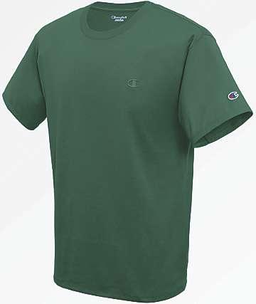 Champion Classic Dark Green T-Shirt