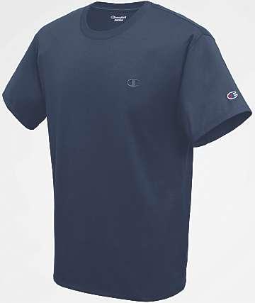 Champion Classic Navy T-Shirt