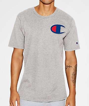 Champion Heritage Oxford Grey T-Shirt