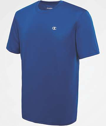 Champion Vapor Royal Blue T-Shirt