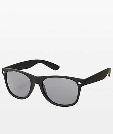 Classic Smooth Operator Matte Black Sunglasses