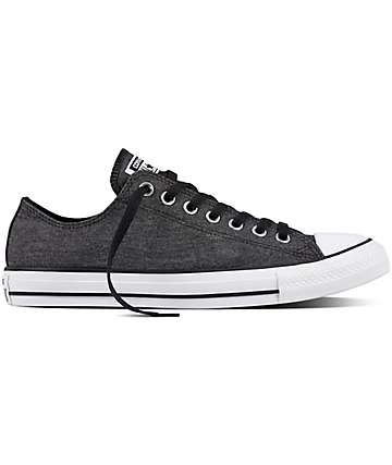 Converse CTAS Ox Low Chambray Shoes