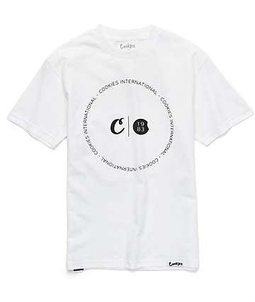 Cookies Inner Circle White T-Shirt