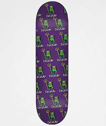 "Creature Beezlebub 8.0"" Skateboard Deck"