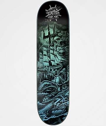 "Creature Gravette Black Abyss 8.0"" Skateboard Deck"