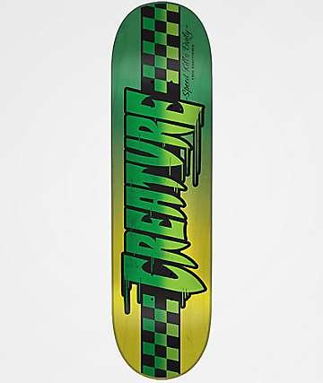 "Creature Logo Speedway 8.8"" Skateboard Deck"