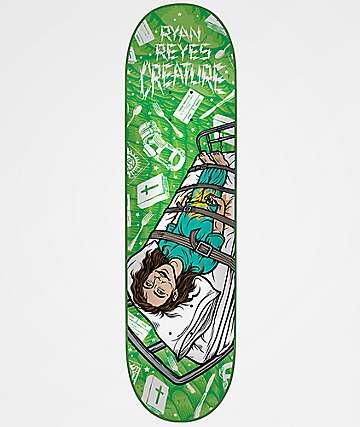"""Creature Reyes Psych Ward 8.0"""" Skateboard Deck"""