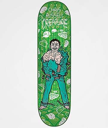 """Creature Russell Psych Ward 8.5"""" Skateboard Deck"""