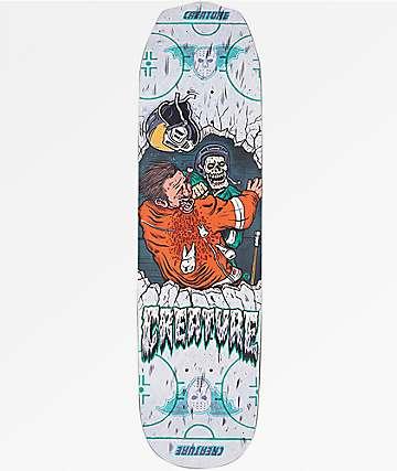 "Creature Slapshot LG Everslick 8.6"" Skateboard Deck"