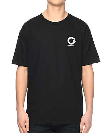 Crooks & Castles F-U Black T-Shirt