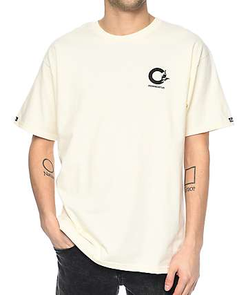 Crooks & Castles F-U Cream T-Shirt