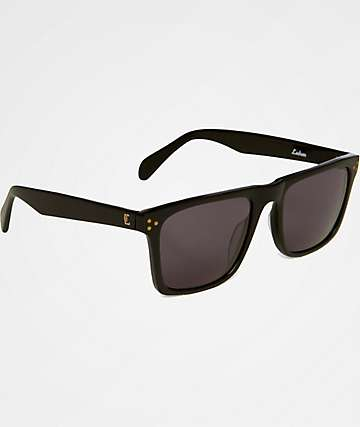 Crooks & Castles Ladron Noir Black Sunglasses