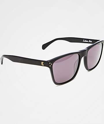 Crooks & Castles Ladron Noir Matte Black Sunglasses