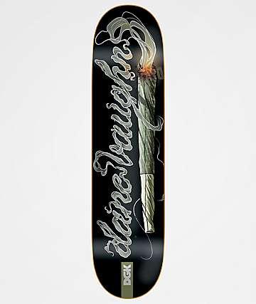 """DGK Dane Vaughn Spliff 8.1"""" Skateboard Deck"""