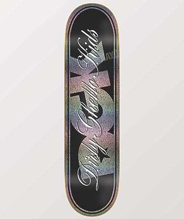 """DGK Fancy Hologram 8.25"""" Skateboard Deck"""