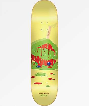 """DGK Kalis Melted 8.1"""" Skateboard Deck"""