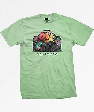 DGK Secure Mint T-Shirt
