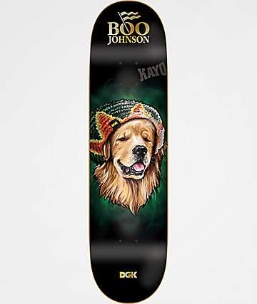 "DGK Spirit Animal Boo Johnson 8.25"" Skateboard Deck"