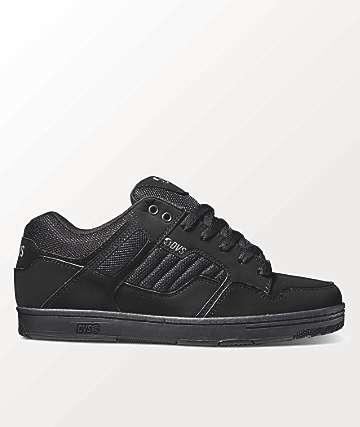 DVS Enduro 125 Black Nubuck Shoes