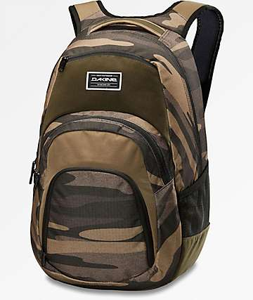 Dakine Campus 33L Field Camo Backpack