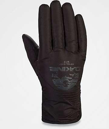 Dakine Crossfire Black Mountain Snowboard Gloves