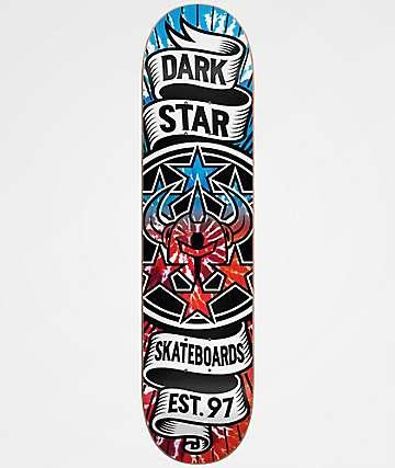 "Darkstar Civil Emboss 8.25"" Skateboard Deck"