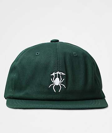 Deathworld Huntsman Green Six Panel Hat