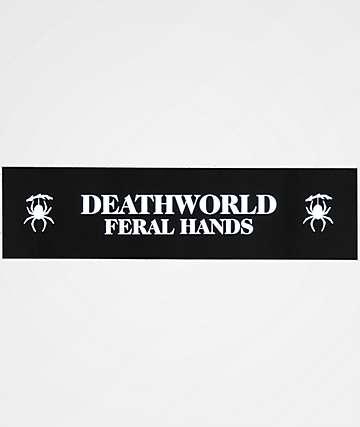 Deathworld Logo Sticker