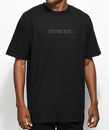 Deathworld Nocturnal Black T-Shirt