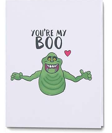Diamond Donatello Youre My Boo Card