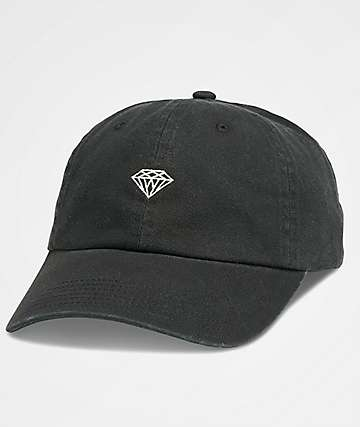 Diamond Supply Co. Brilliant Sports Black Dad Hat