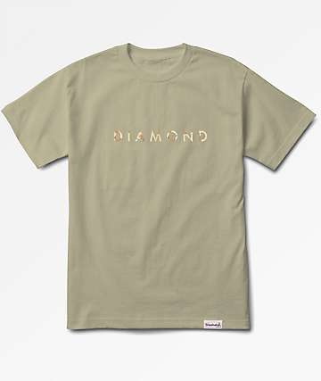 Diamond Supply Co. Desert Khaki T-Shirt
