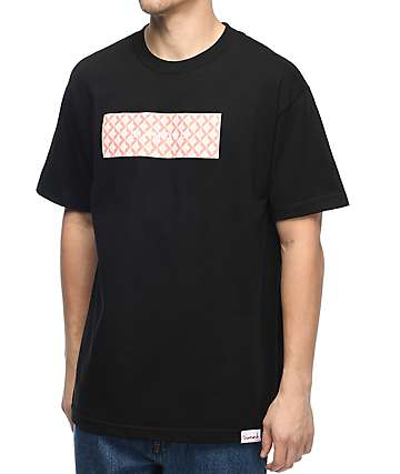 Diamond Supply Co. Tiles Black T-Shirt