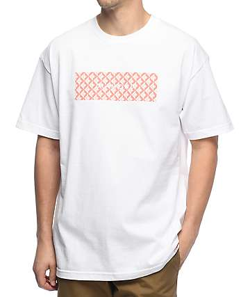 Diamond Supply Co. Tiles White T-Shirt