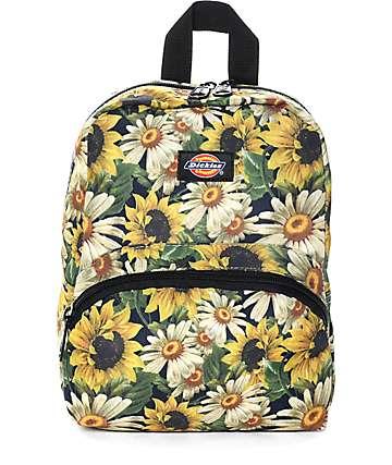 Dickies Flower Power Mini Backpack