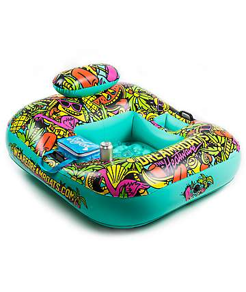Dreamboat The Heat Wave Pool Float
