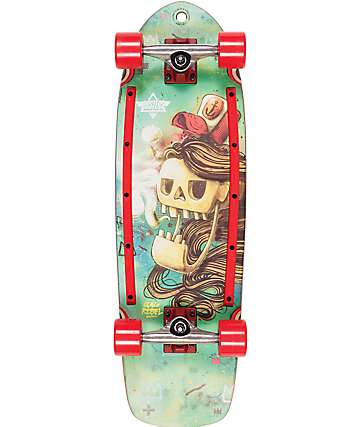 "Dusters Rebel 29"" Cruiser Complete Skateboard"