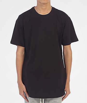 EPTM. 2.0 OG Vintage Black Elongated T-Shirt