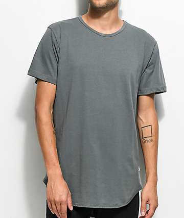 EPTM. OG Elongated Charcoal T-Shirt