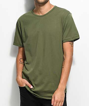 EPTM. OG Elongated Olive T-Shirt
