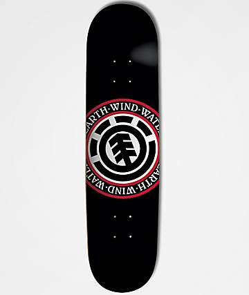 "Element Seal 8.1"" Skateboard Deck"