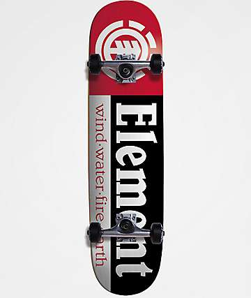 "Element Section 7.75"" Skateboard Complete"