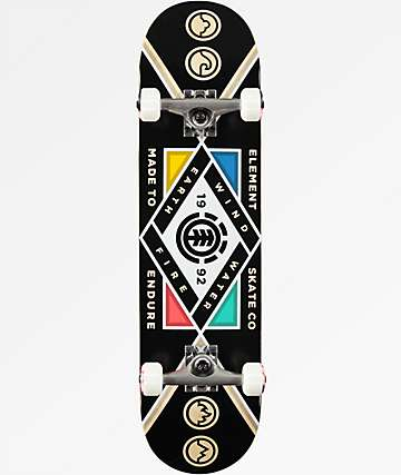 "Element Stamina 8.0"" Skateboard Complete"