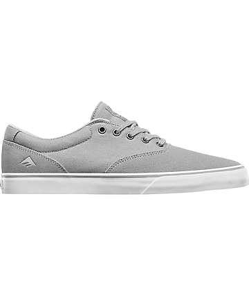 Emerica Provost Slim Vulc Grey Shoes