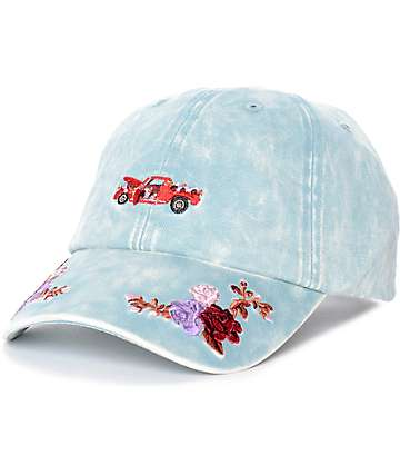 Empyre Announcement Pigment Dyed Baseball Hat