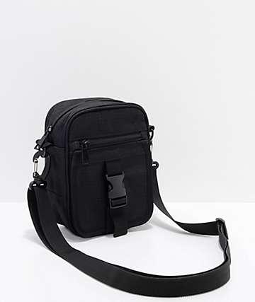 Empyre Carryall Black Crossbody Bag