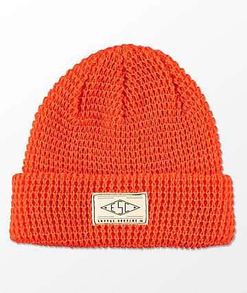 Empyre Cascade Orange Beanie