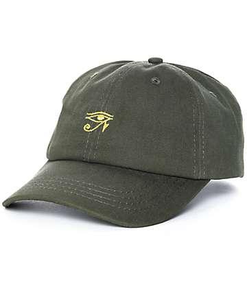 Empyre Eye Of Olive Strapback Hat