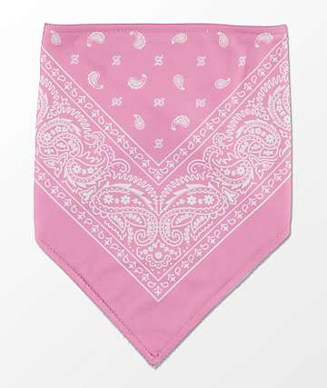 Empyre Paisley Pink Facemask